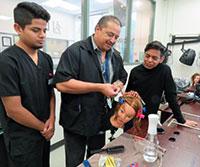 Department of Cosmetology - Gavilan College