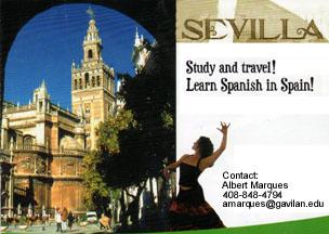 Celebrating 400th Annyversarie Of Cervantes Don Quijote Study Abroad Program Inn Sevilla Spain