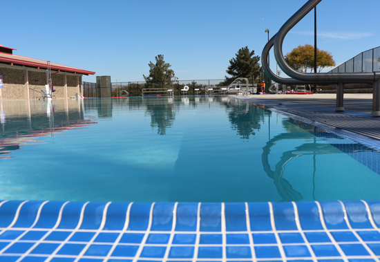 Infinity Pool Cost >> Kinesiology and Athletics construction projects wrapping up on schedule - Gavilan College
